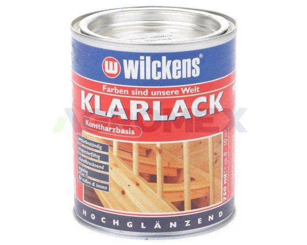 Młodzieńczy lakier bezbarwny do drewna i metalu Wilckens NOPOLUX 0,75l JO52